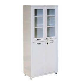 Медицинский шкаф двустворчатый МД 2 1780 R